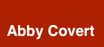 Logo for sponsor Abby Covert