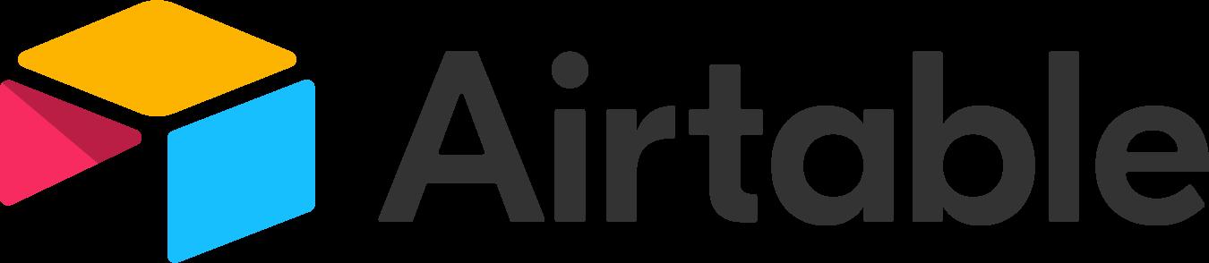 Logo for sponsor Airtable